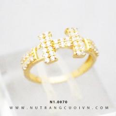 Nhẫn nữ đẹp N1.0070