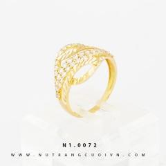 Nhẫn nữ đẹp N1.0072