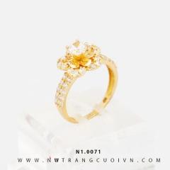 Nhẫn nữ đẹp N1.0071