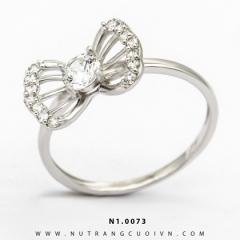 Nhẫn nữ đẹp N1.0073