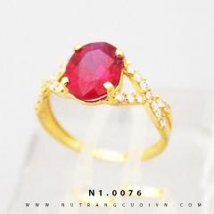 Nhẫn nữ đẹp N1.0076