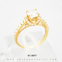 Nhẫn đính hôn N1.0077