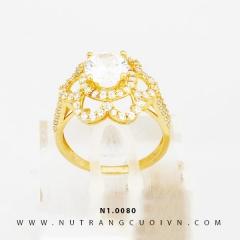 Nhẫn nữ đẹp N1.0080