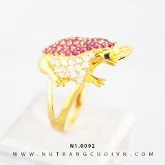 Nhẫn nữ đẹp N1.0092