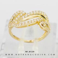 Mua Nhẫn nữ đẹp N1.0120 tại Anh Phương Jewelry