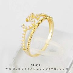 Nhẫn nữ đẹp N1.0121