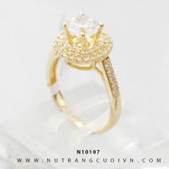 Nhẫn nữ đẹp N10107