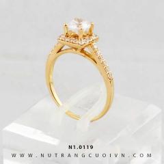Nhẫn nữ đẹp N1.0119