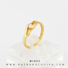 Nhẫn nữ đẹp N1.0111