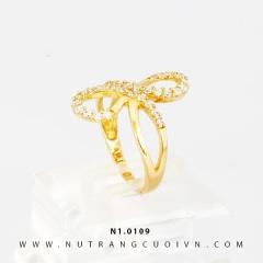 Nhẫn nữ đẹp N1.0109