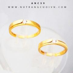 Nhẫn cưới đẹp ANC59