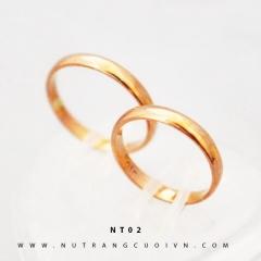 Nhẫn cưới đẹp NT02