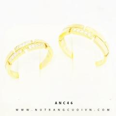 Nhẫn cưới đẹp ANC46