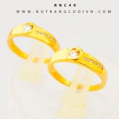 Nhẫn cưới đẹp RNC48