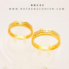 Nhẫn cưới đẹp RNC42
