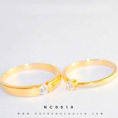 Nhẫn cưới đẹp NC0010