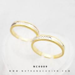 Nhẫn cưới đẹp NC0009