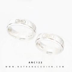 Nhẫn cưới đẹp ANC122