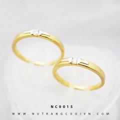 Nhẫn cưới NC0015