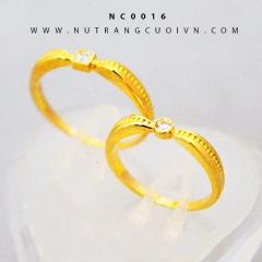 Mua Nhẫn cưới đẹp NC0016 tại Anh Phương Jewelry