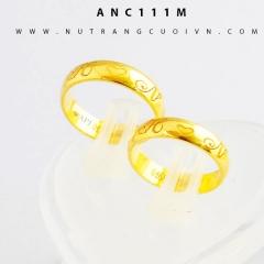 Nhẫn cưới đẹp ANC111M