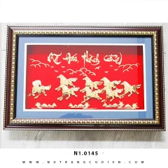 Mua Khánh Mã Đáo 8 Ngựa tại Anh Phương Jewelry