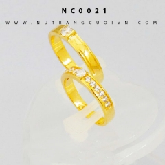 Mua Nhẫn cưới vàng NC0021 tại Anh Phương Jewelry