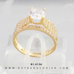 Nhẫn nữ N1.0136