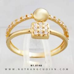 Mua Nhẫn nữ N1.0148 tại Anh Phương Jewelry