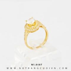 Nhẫn đính hôn N1.0107