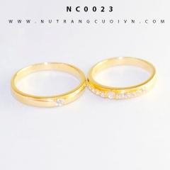 Nhẫn cưới đẹp NC0023