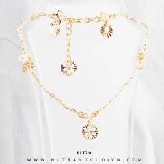 Mua Lắc tay vàng PLT70 tại Anh Phương Jewelry