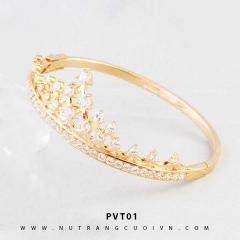 Vòng tay vàng đẹp PVT01