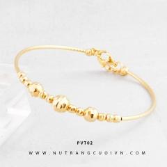 Vòng tay vàng PVT02