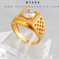 Mua Nhẫn nam vàng N1099 tại Anh Phương Jewelry