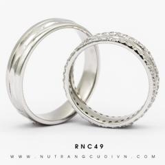 Nhẫn cưới  RNC49