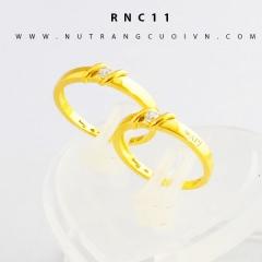 Nhẫn cưới RNC11