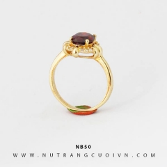 Nhẫn nữ vàng NB50