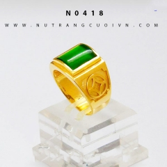 Nhẫn nam N0418