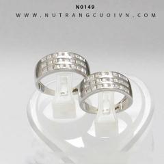 Nhẫn cưới N0149