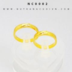 Nhẫn cưới NC0002