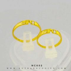 Mua Nhẫn cưới NCK02 tại Anh Phương Jewelry