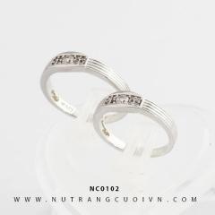 Nhẫn cưới NC0102