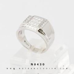Nhẫn nam N0430