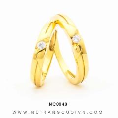 Nhẫn cưới NC0040