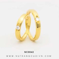 Nhẫn cưới NC0042
