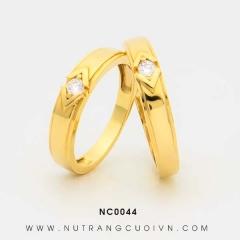Nhẫn cưới NC0044