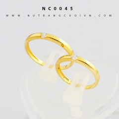 Nhẫn cưới NC0045