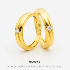 Mua Nhẫn Cưới NC0046 tại Anh Phương Jewelry