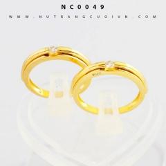 Nhẫn cưới NC0049